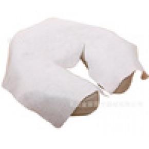 一次性头孔布/ 一次性 无纺布罩/头巾 40G 41x30cm