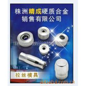 硬质合金镶套拉丝模具S13-30