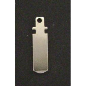 充电器插脚 中规 24.5(mm)