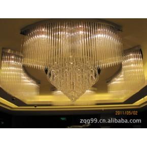 酒店工程灯 娱乐场所工程灯 大堂水晶灯 现代水晶灯 水晶灯 灯饰