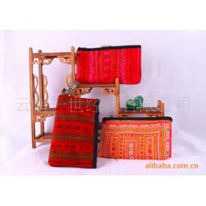 专业供应东南亚民族风百搭时尚老绣片包26804