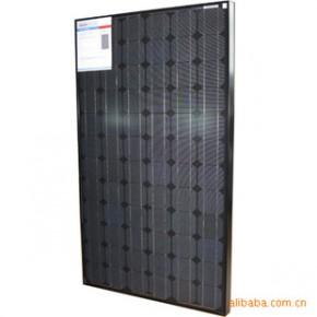 high efficiency 185W all black solar panel  Mono