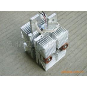 大功率可控硅用风冷平板式散热器