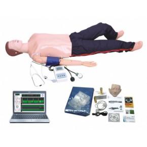 电脑高级功能急救训练模拟人 急救模型 医学模型