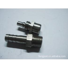 本厂专业加工定制标准 非标不锈钢接头