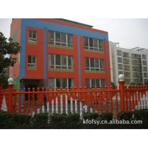 护栏 围栏 水泥围栏 栅栏 建筑围栏(郑州)