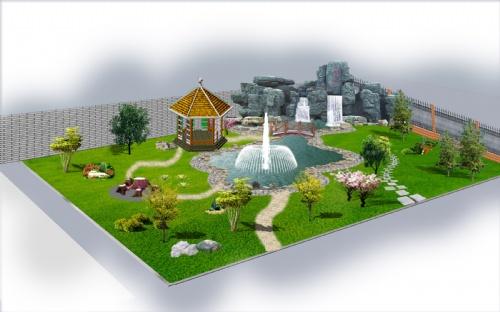 河北宏达园林喷泉古建筑工程有限公司
