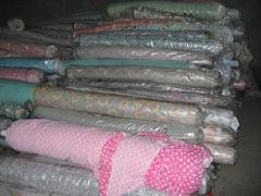 杭州轻松丝绸库存纺织品回收公司